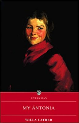 My Antonia<br>Willa Cather