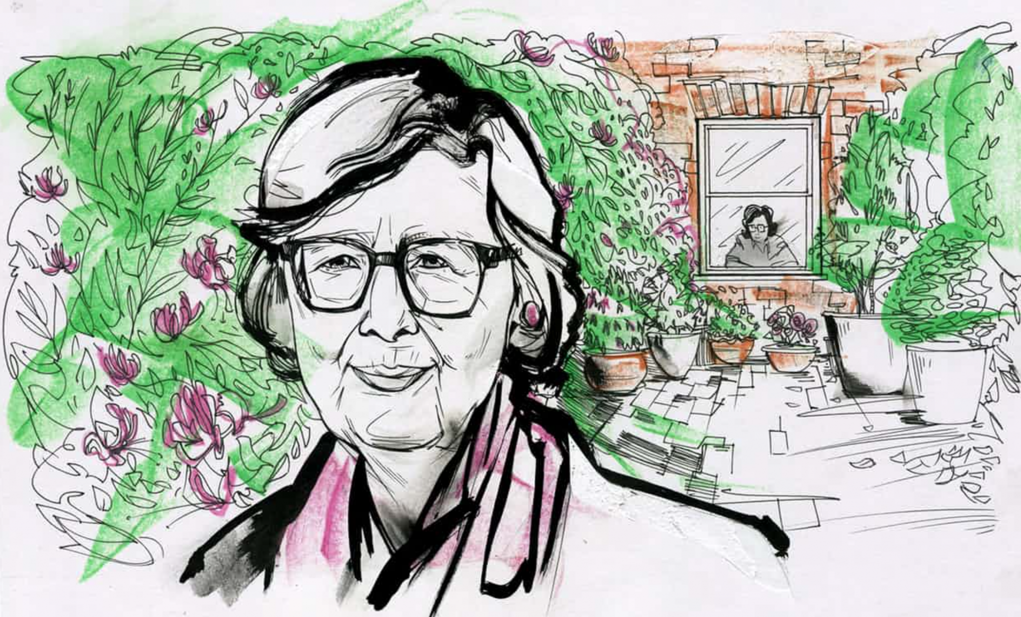 Penelope Lively: 'One of the pleasures of old age is the thought that I shall never see Heathrow again'