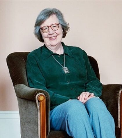 The Booker Prize-winning author Penelope Lively on 21st century widowhood