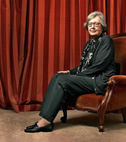 Penelope Lively at 80